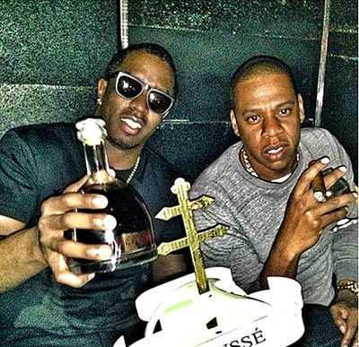 JayZ and Diddy