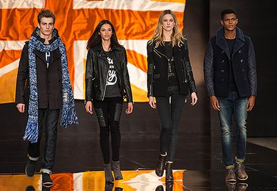 SUPERR DRY AW 2014