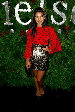 NIELSEN GRAMMY PARTY_HANNAH BRONFMAN