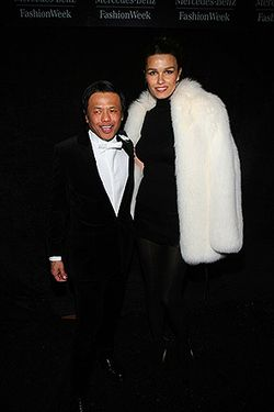 ZANG TOI & LARISSA BOND FALL 2014