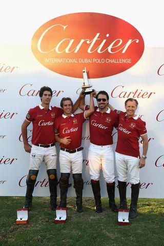 CARTIER DUBAI POL CHALLENGE 2014