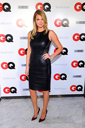 2014 GQ SUPERBOWL PARTY_KATE UPTON