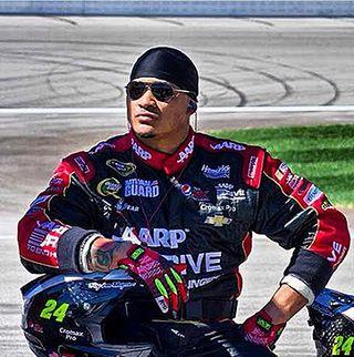 NASCAR DION WILLIAMS