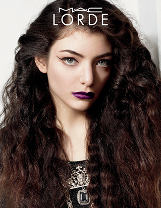 LORDE COLLECTION FOR MAC