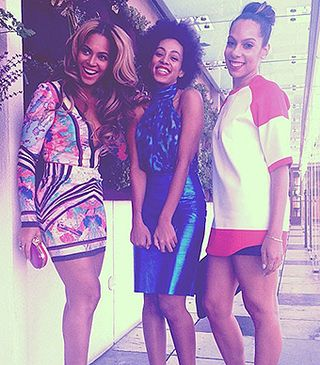 BEYONCE SOLANGE & FIRENDS