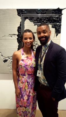 2014 ARTSOUTHAMPTON VIP PREVIEW_CONSTANCE JONES & TROY SIMMONS