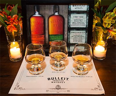 BULLEIT FIRST TIME FEST TASTING_ATMOSPHERE