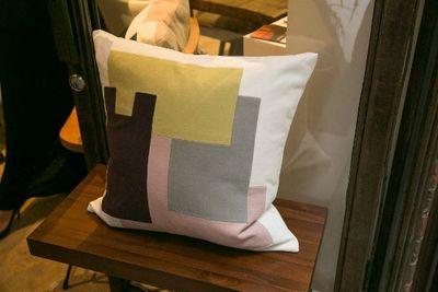 Michael Arguello Casa Pillow Launch_Pillow Detail