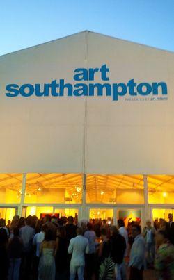 ART SOUTHAMPTON 2014 EXTERIOR