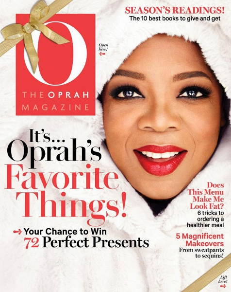 OPRAH'S FAVORITE THINGS 2014 (476x600)