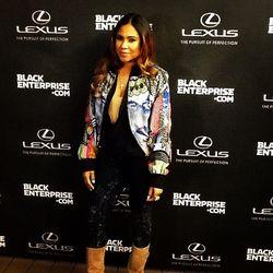 Lexus Black Enterprise Good Life 2.0_Angela Yee
