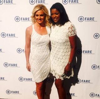 17th ANNUAL FARE LUNCHEON_ABBEY BRAVERMAN & LORI STOKES (393x389)