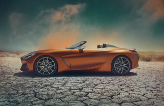 BMW Concept Z4_Side View