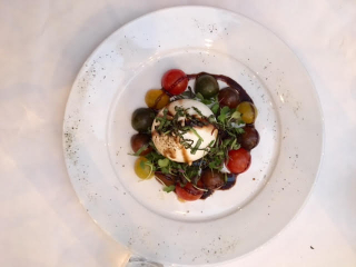 HOTEL BEVERLY TERRACE_CAFE AMICI_APPETIZER