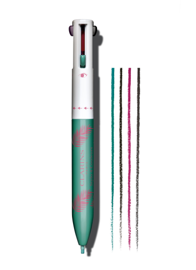 Clarins 4-Colour All-In-One Pen Limited Edition with Texture