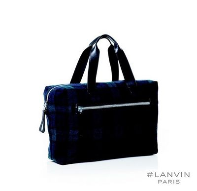 LANVIN HOMME WEEKEND 48H BAG (548x530) (548x530)