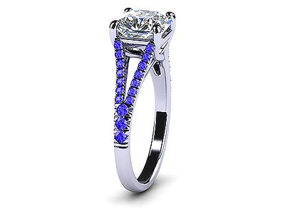 Whitegold-diamond-tanzanite-sideview