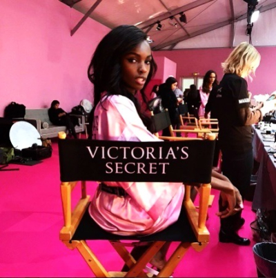 2017 VICTORIAS SECRET ANGEL_ LEOMIE ANDERSON