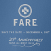NEW YORK: 20th Anniversary FARE-Food Allergy Ball Dec 4th @ The Pierre