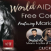 LOS ANGELES: AHF Keeping the Promise-World AIDS Day Free Concert Thu Nov 30 @ Shrine Aud.