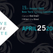 NEW YORK: 19th Annual FARE Luncheon Apr 25 @ Cipriani 42nd St
