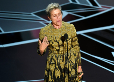 90TH OSCARS _FRANCES MCDORMAND