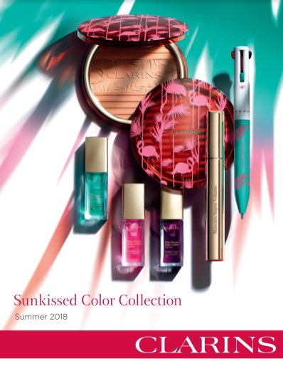 CLARINS SUNKISSED COLOR COLLECTION