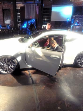 LEXUS BEYOND THE CUT_GUESTS IN THE ALL NEW 2015 RCF (355x473)