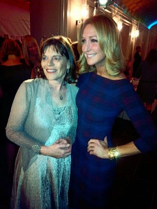 TRADITIONAL HOME 25TH ANNIVERSARY_ANN MAINE & LARA SPENCER