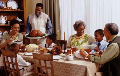 Black-thanksgiving-dinner1