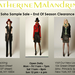 SAMPLE SALE: Catherine Malandrino End of Season Sale  @  Meat Packing District & Soho