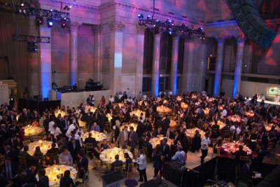 Atmosphere at Samuel Waxman 17th Annual Benefit Dinner & Auction - (c) Patrick McMullan (400x267)