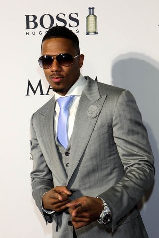2015 Superbowl_The Maxim Party with HUGO BOSS Parfums _Nick Cannon