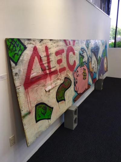 ALEC MONOPOLY SCROOGE PIGGY BANK