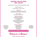 SOUTHAMPTON: Evelyn Alexander's 12th Annual Get Wild Benefit June 23 @ Little Orchard