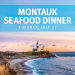 The Sea Grill's 2018 Monatuk Seafood Dinner July 17 @ The Sea Grill