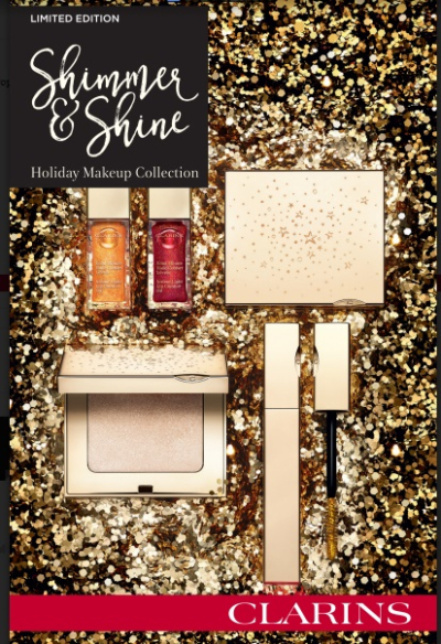 2018 CLARINS LIMITED EDITION HOLIDAY GIFT SET