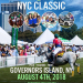 2018 Victorcup NYC Classic Aug 4 @ Governor's Island