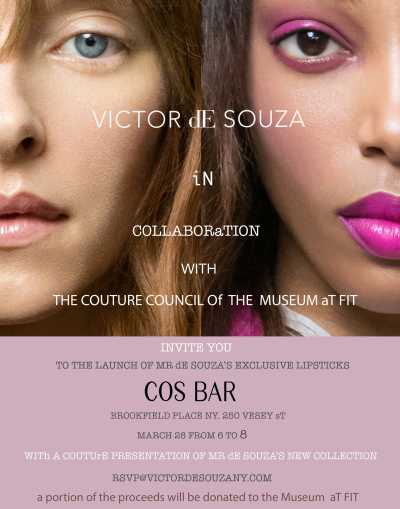 VICTOR DE SOUZA AT COS BAR