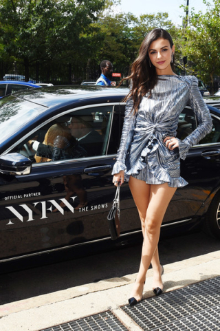BMW+At+NYFW+The+Shows_Victoria Justice
