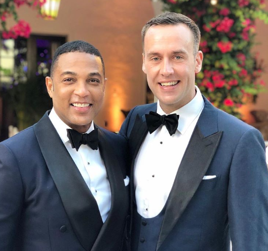 Don Lemon & Tim Malone