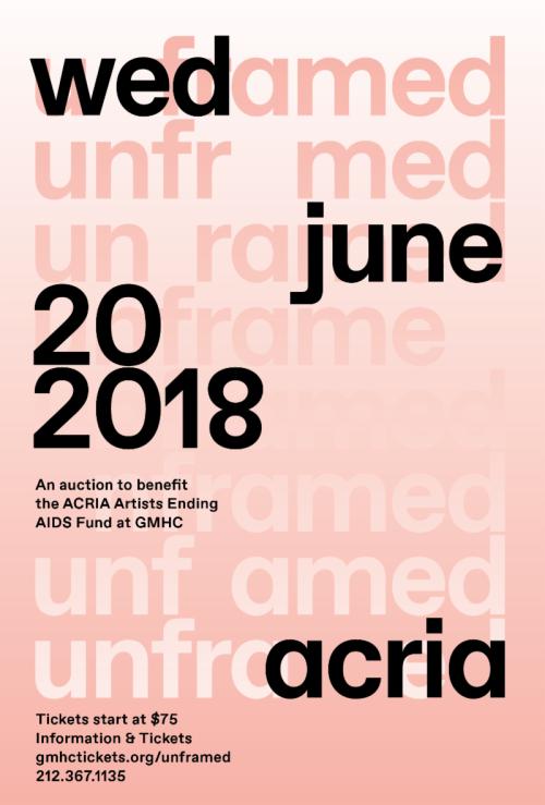 ACRIA Unframed 2018 June 20 @ Lisson Gallery