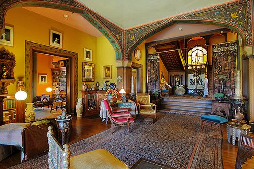 Exploring Great New York Interiors on Location May 1 @ TBA