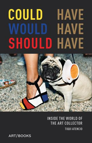 Tiqui Atencio Book Signing: I Could have, Would Have, Should Have  Nov 2 @ Gagosian  Gallery
