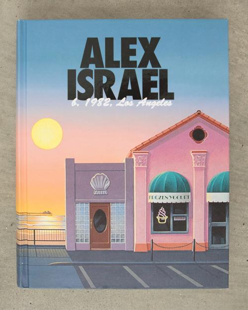 LOS ANGELES: Alex Israel Talk & Book Signing Nov. 12 @ LACMA