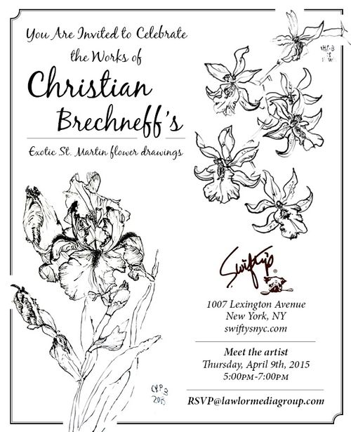 Meet the Artist: Christian Brechneff's Apr 9 @ Swifty's