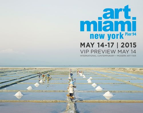Art Miami New York Launch May 14-17 @ Pier 94