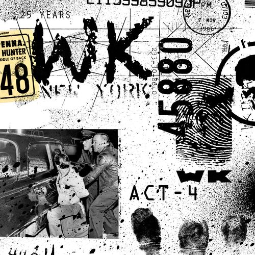 WK/ACT4 Book Launch Presented by KLINIK Oct 21 @ 22 Little West 12th St.