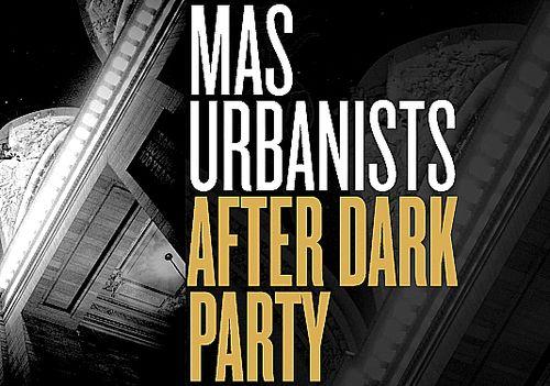 MAS Urbanists After Dark Party Jun 13 @ Michael Jordan's Steakhouse