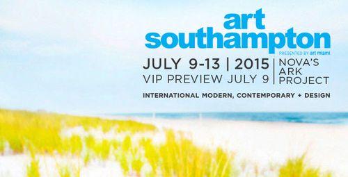 Art Southampton  2015 July 9 @  Nova's Ark Project